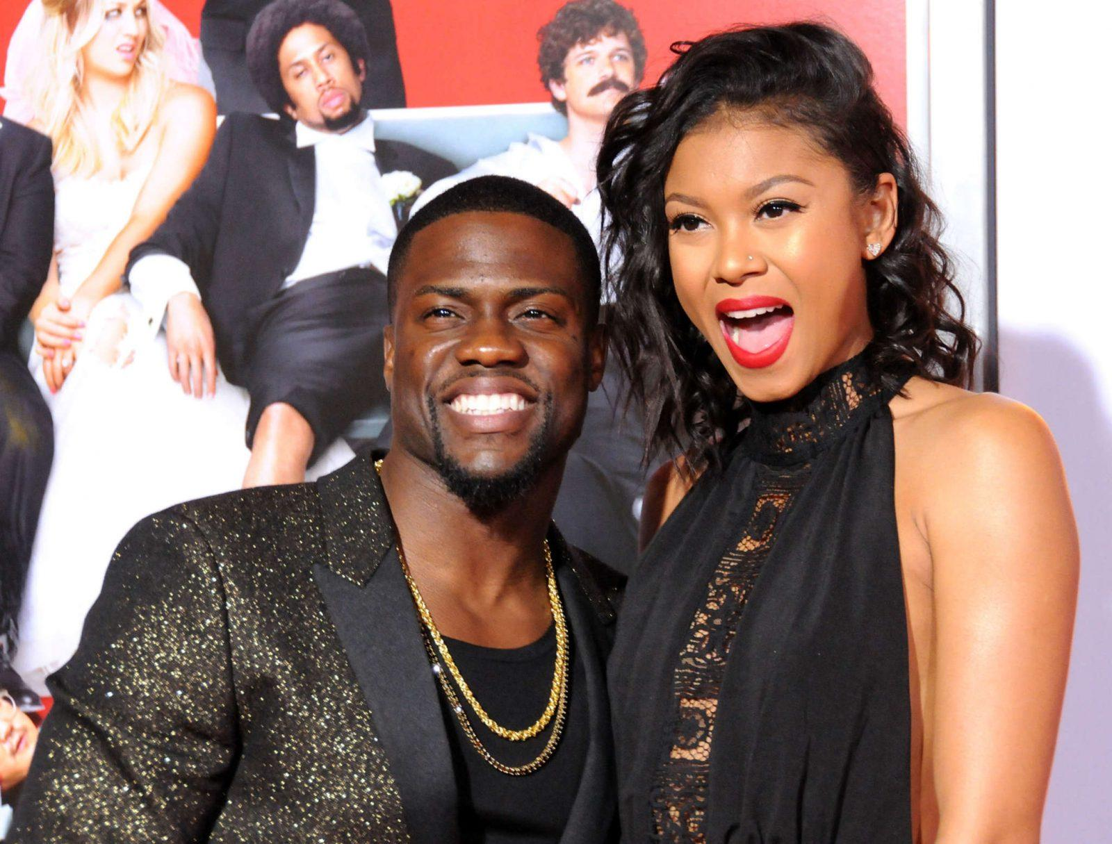 How Tall is Kevin Hart