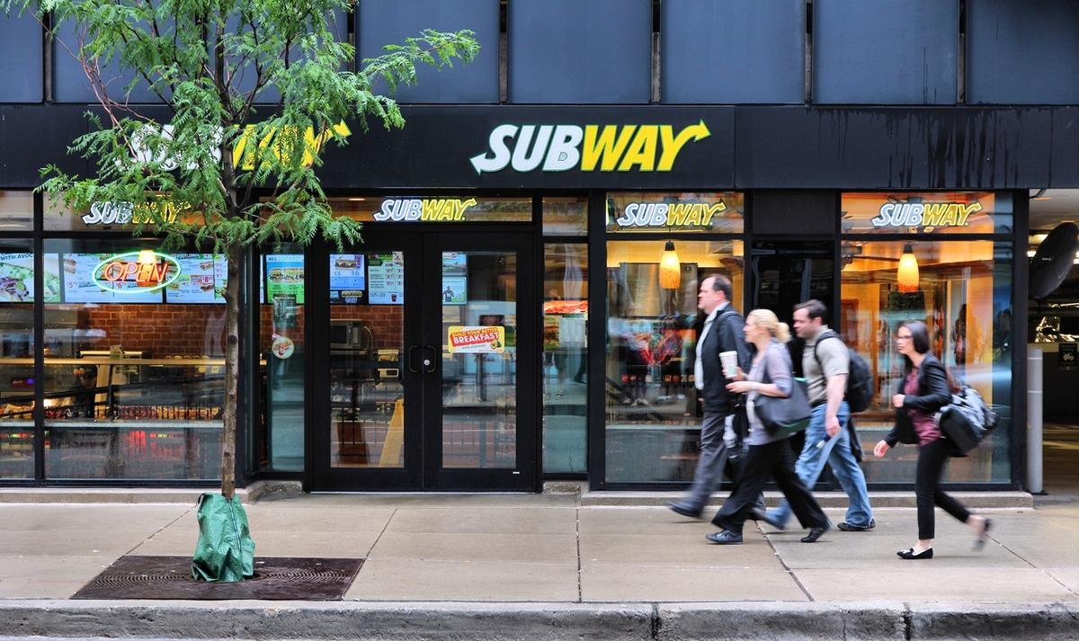 How old do you have to be to Work at Subway