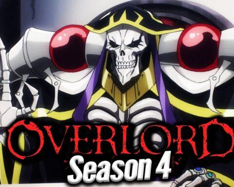 Overlord Season 4 Release Date